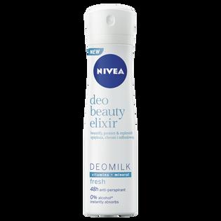 Nivea_Deo Beauty Elixir Fresh_antyperspirant w sprayu, 150 ml