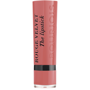 Bourjois_Rouge Velvet The Lipstick_matowa pomadka do ust flamin g'rose 02, 2,4 g_2