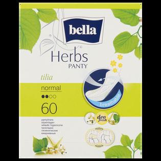 Bella_Herbs Panty Tilia Normal_wkładki higieniczne, 60 szt./1 opak.