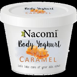 Nacomi_Salty Caramel_jogurt do ciała, 180 ml