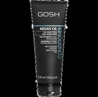 Gosh_Argan Oil_nawilżająco zmiękczająca odżywka do włosów, 230 ml