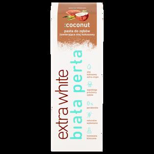 Biała Perła_Coconut_pasta do zębów, 75 ml