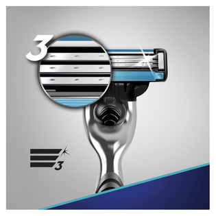 Gillette_Mach 3_maszynka do golenia męska, 1 szt._4