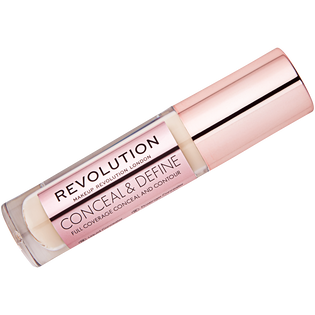 Revolution Makeup_Conceal&Define_korektor w płynie do twarzy C1, 3,4 ml_1