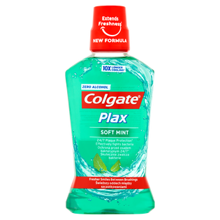 Colgate_Plax Soft Mint_płyn do płukania jamy ustnej, 500 ml