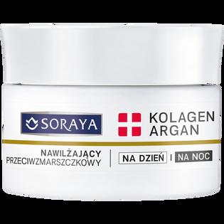 Soraya_Kolagen + Argan_krem do twarzy nawilżający i przeciwzmarszczkowy na dzień i na noc, 50 ml_1