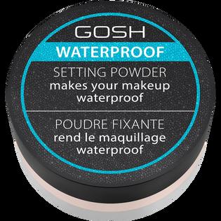 Gosh_wodoodporny puder utrwalający do twarzy, 7 g_1