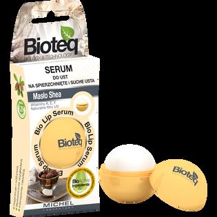 Bioteq_Masło Shea_serum do ust na spierzchnięte i suche usta, 8,5 ml