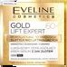 Eveline Cosmetics_Gold Lift Expert_odmładzający krem-serum do twarzy na dzień i noc 60+, 50 ml_2