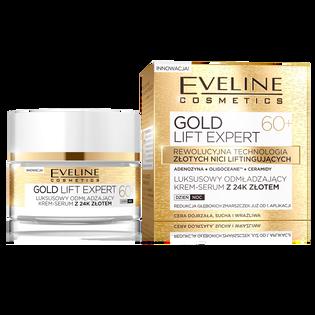 Eveline_Gold Lift Expert_60+ krem do twarzy na dzień i na noc, 50 ml