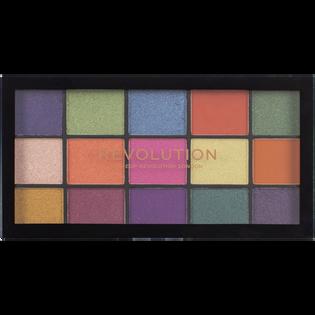 Revolution Makeup_Reloaded_paleta cieni do powiek colour, 16 g
