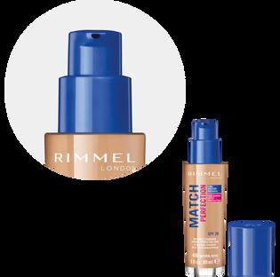 Rimmel_Match Perfection_nawilżający podkład do twarzy natural beige 400, 30 ml_3