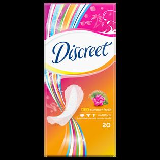 Discreet_Multiform Summer Fresh_wkładki higieniczne, 20 szt./1 opak.