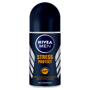 Nivea Men_Stress Protect_antyperspirant męski w kulce, 50 ml