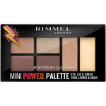 Rimmel Mini Power Palette Eye Shadow