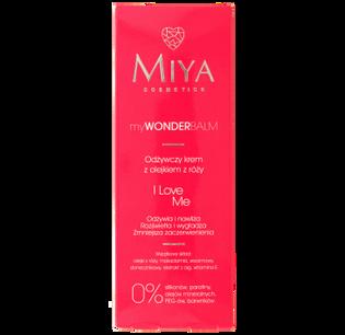 Miya Cosmetics_myWONDERbalm_odżywczy krem do twarzy z olejkiem z róży, 75 ml_2