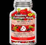Purederm Raspberry Collagen Mask