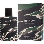Replay Signature For Men