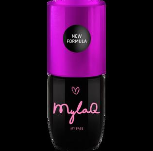 Mylaq_My Base Nowa Formuła_baza pod lakier hybrydowy, 5 ml