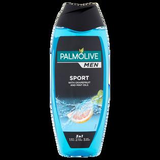 Palmolive Men_Sport 3w1_rewitalizujący żel pod prysznic męski, 500 ml