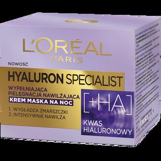Loreal Paris_Hyaluron Specialist_krem maska do twarzy na noc, 50 ml