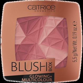 Catrice_Blush Box Glowing + Multicolour_wielokolorowy róż 020, 5,5 g_1