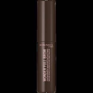 Rimmel_Wonder'full Brow 24h_zwiększający objętość tusz do brwi dark 3, 4,5 ml_1