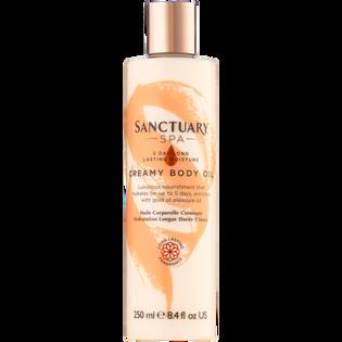 Sanctuary Spa_Nawilżający_nawilżający kremowy olejek do ciała, 250 ml