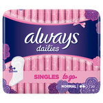 Always Dailies Singles To Go