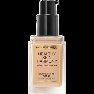 Max Factor_Healthy Skin Harmony_podkład do twarzy light ivory 40, 40 g