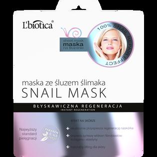 L'Biotica_błyskawicznie regenerująca maseczka do twarzy, 23 ml