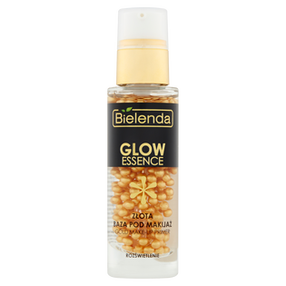 Bielenda_Glow Essence_złota baza pod makijaż, 30 g
