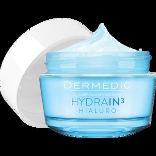 Dermedic_Hydrain3 Hialuro_ultranawilżający krem-żel do twarzy, 50 g_2
