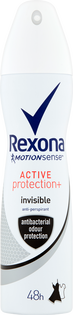 Rexona_Active Protection+ Invisible_dezodorant damski w sprayu, 150 ml