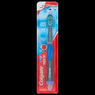 Colgate_360° Floss-Tip_szczoteczka do zębów na baterie średnia, 1 szt.