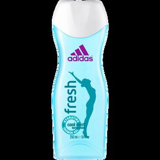 Adidas_Fresh_damski nawilżający żel pod prysznic, 250 ml