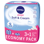 Nivea Baby Soft & Cream