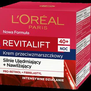 L'Oréal Paris_Revitalift_krem przeciwzmarszczkowy i silnie ujędrniający na noc, 50 ml