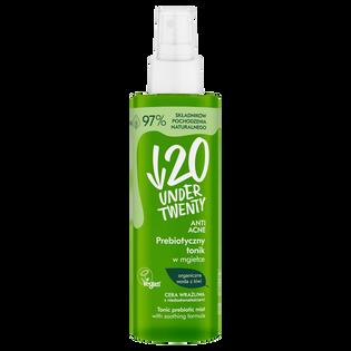 Under Twenty_prebiotyczny tonik do twarzy w mgiełce, 200 ml