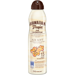 Hawaiian Tropic_Silk Hydration_olejek do opalania w sprayu, 177 ml