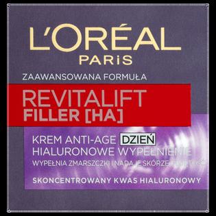 L'Oréal Paris_Revitalift Filler_krem przeciwko oznakom starzenia ze skoncentrowanym kwasem hialuronowym na dzień 40+, 50 ml_2