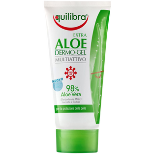 Equilibra_Aloes_żel do twarzy, 75 ml