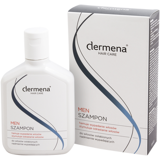 Dermena_Men_szampon do włosów, 200 ml