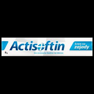 Actisoftin_krem na zajady, 8 g
