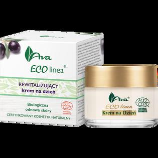 Ava_Eco Linea_rewitalizujący krem do twarzy na dzień, 50 ml