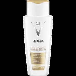 Vichy_Dercos Nutri Reparateur_odżywczo-regenerujący szampon do włosów suchych, 200 ml_1