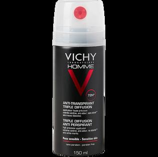 Vichy Homme_Men_antyperspirant męski w sprayu, 150 ml