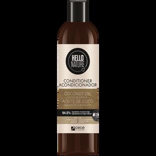 Hello Nature_Olej kokosowy_naturalna odżywka do włosów, 300 ml