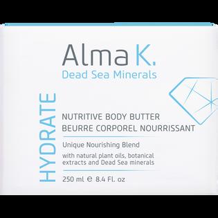 Alma K._Hydrate_odżywcze masło do ciała, 250 ml_2