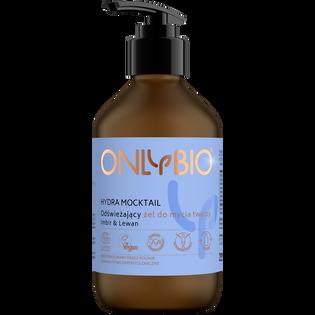 Only Bio_Hydra Mocktail_odświeżający żel do mycia twarzy, 250 ml